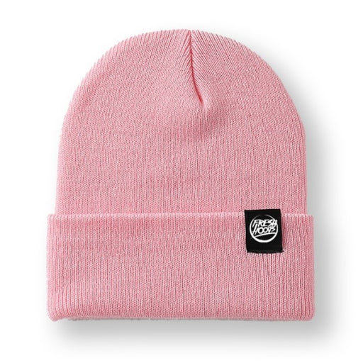 FH Light Pink Cuffed Beanie