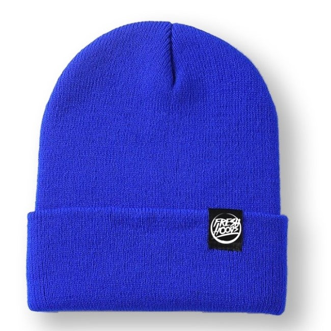FH Royal Blue Cuffed Beanie