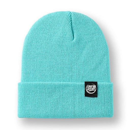 FH Water Blue Cuffed Beanie