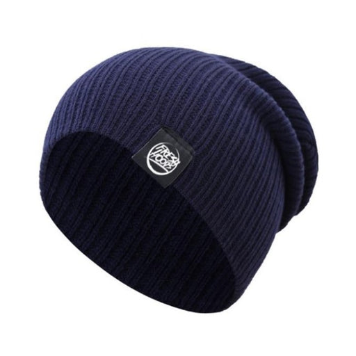 FH Midnight Blue Cuffless Beanie