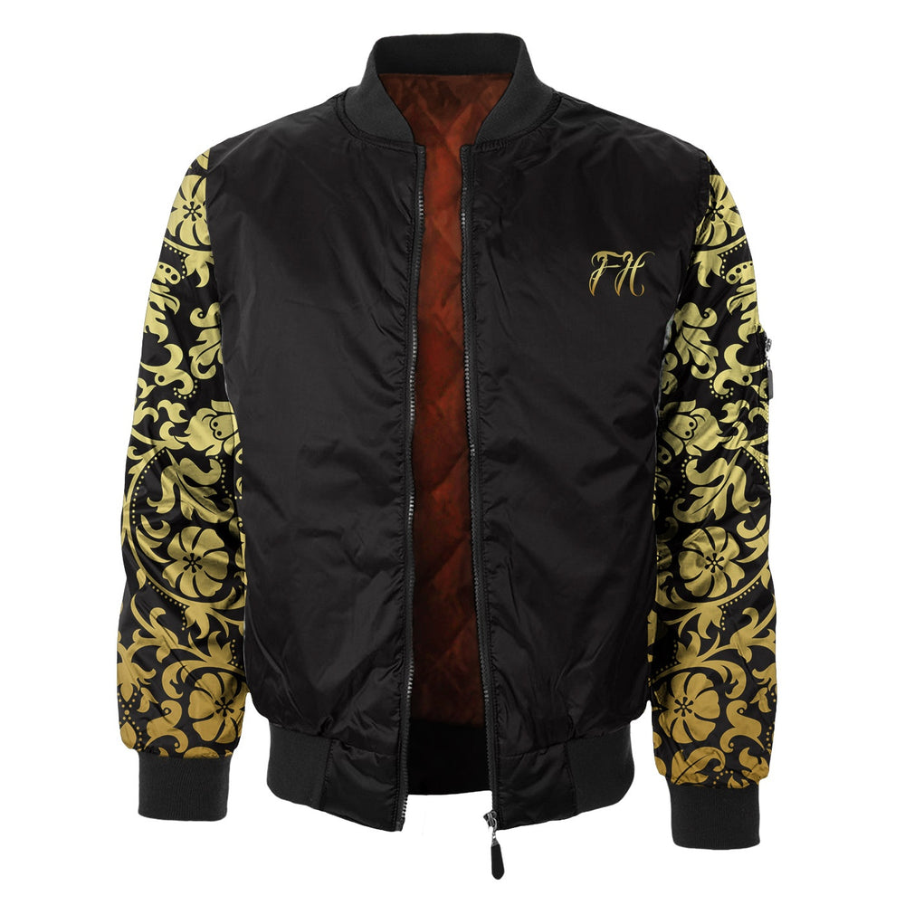 Ornaments Bomber Jacket