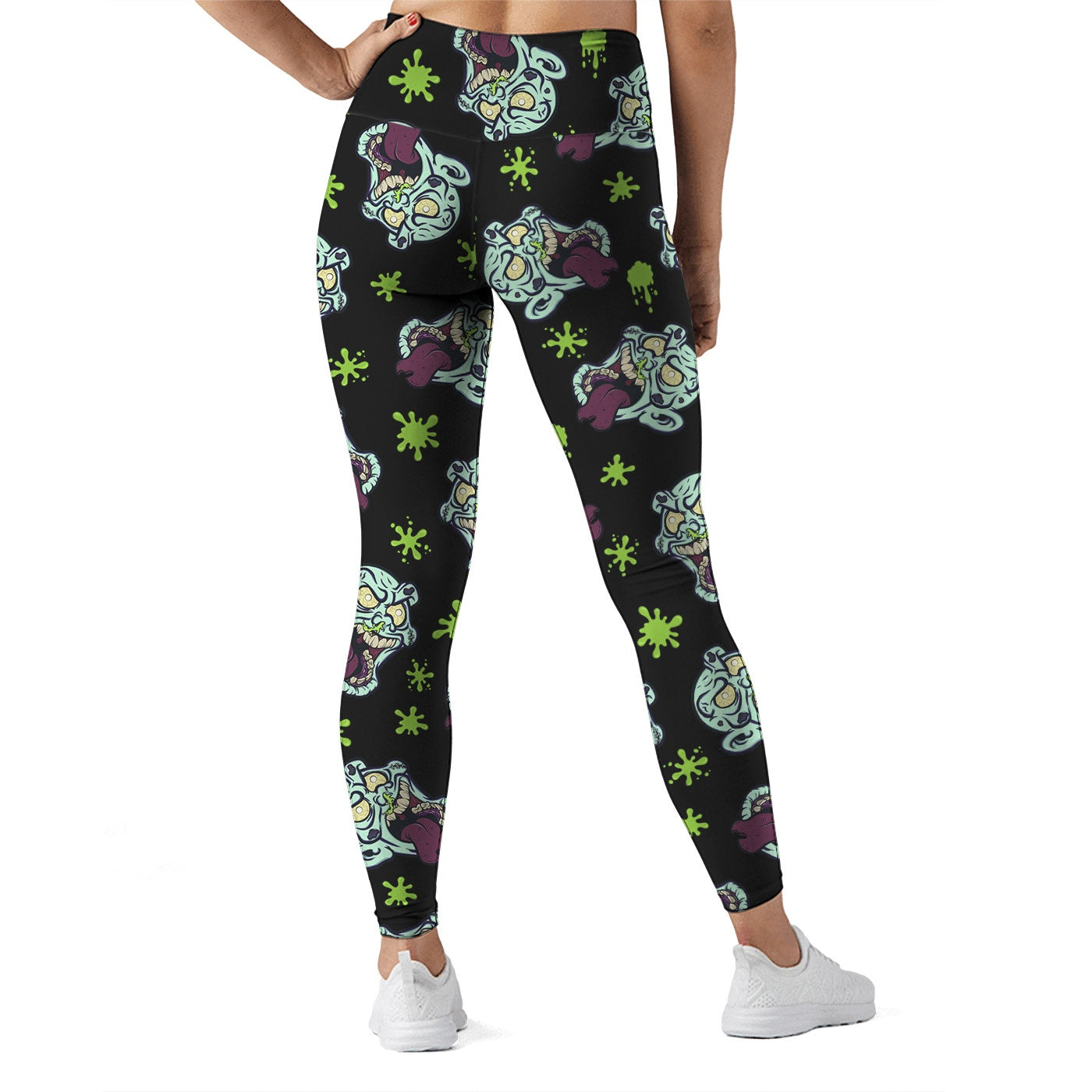Silly Zombie Leggings