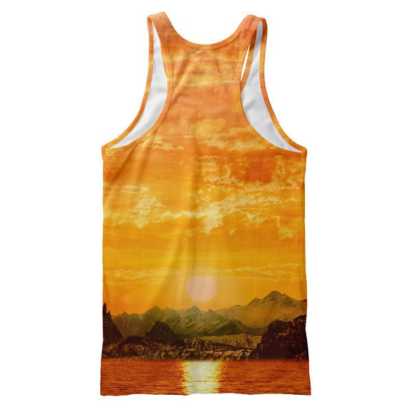 Holy Sunset Tank Top