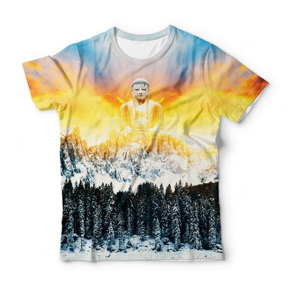 Sunrise Buddha T-Shirt