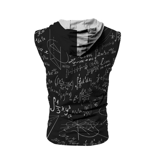 Equation Sleeveless Hoodie