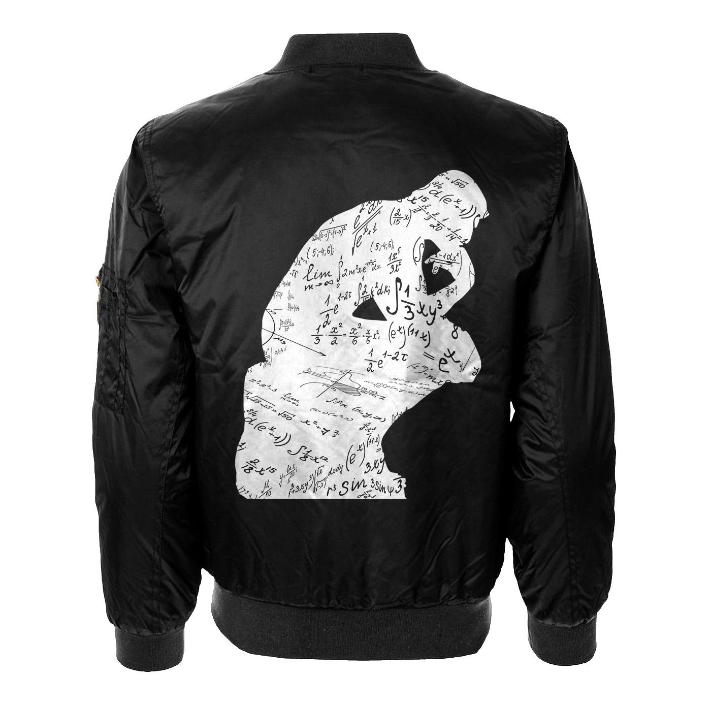 The Thinker Bomber Jacket