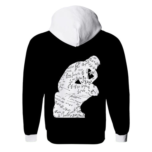 The Thinker Zip Up Hoodie