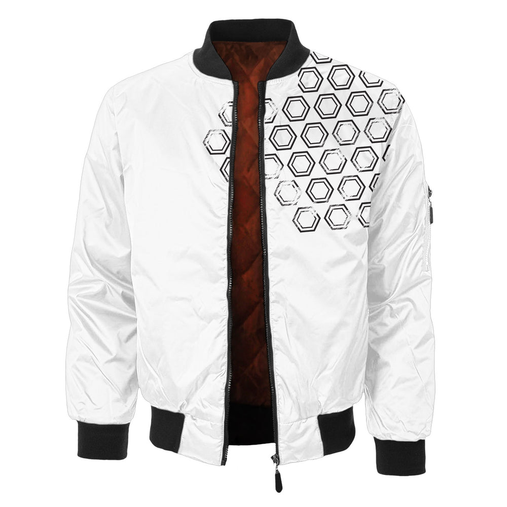 Real Geisha Bomber Jacket