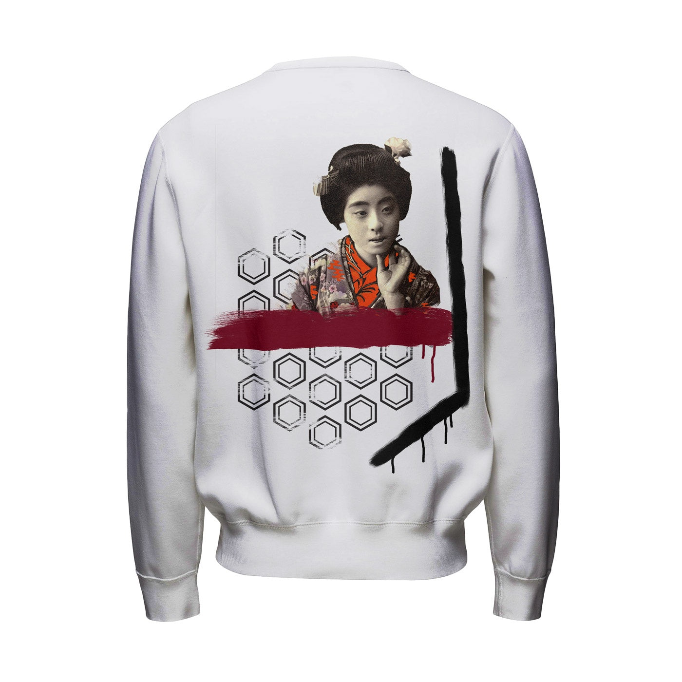 Real Geisha Sweatshirt