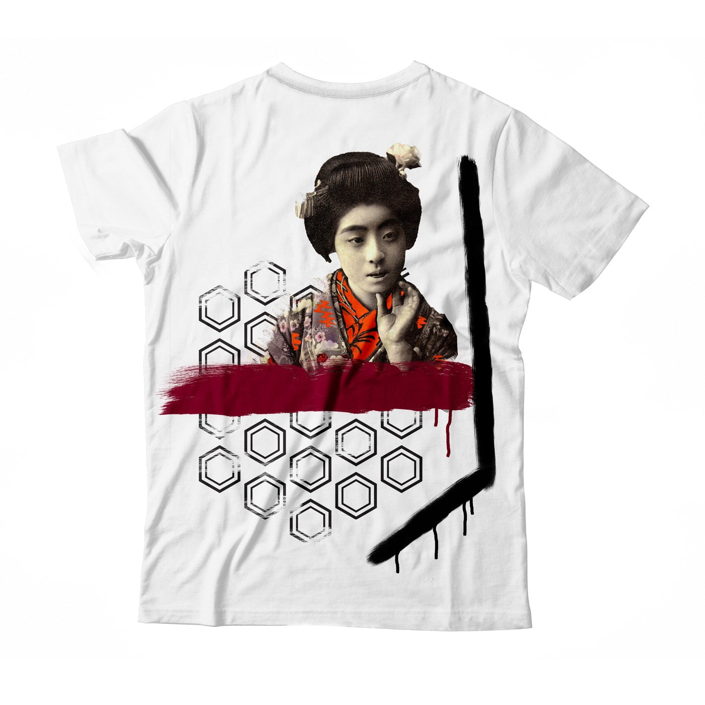 Real Geisha T-Shirt