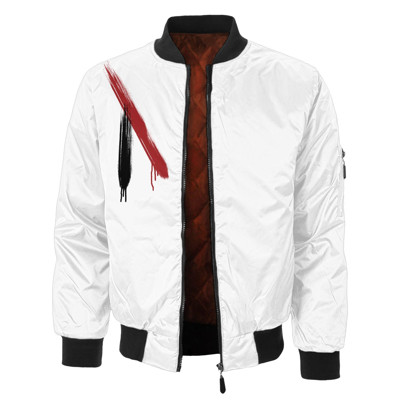 Off Topic Bomber Jacket