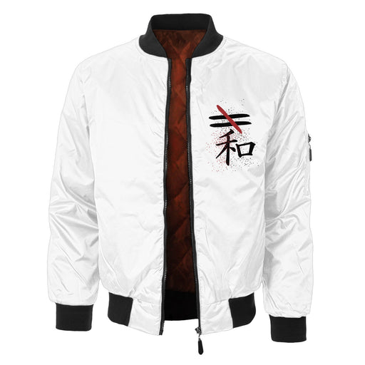 Real Maneki Bomber Jacket