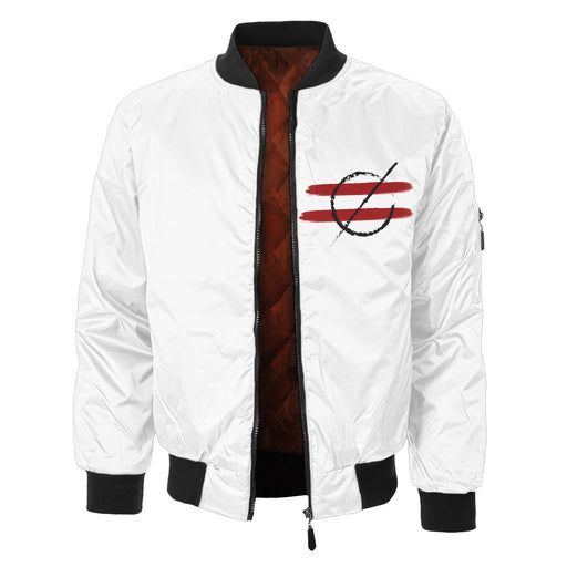 Time Line Bomber Jacket
