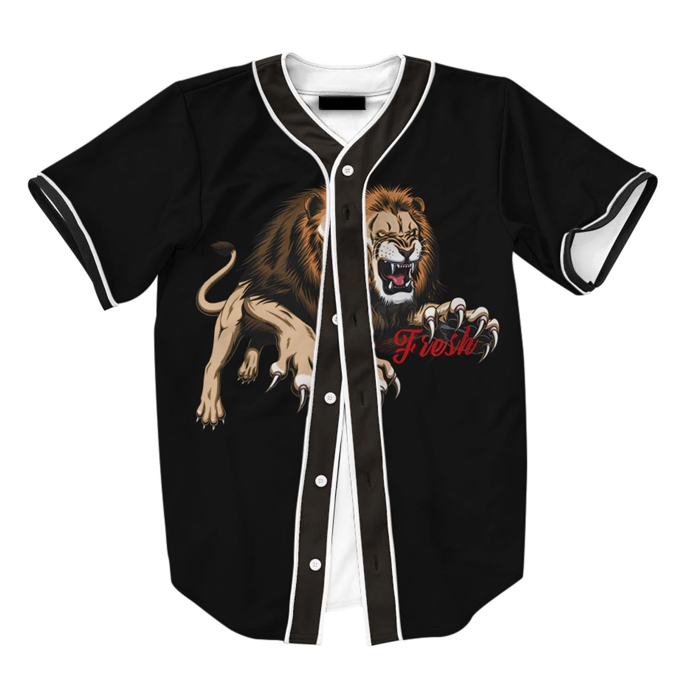 Lion Claws Jersey