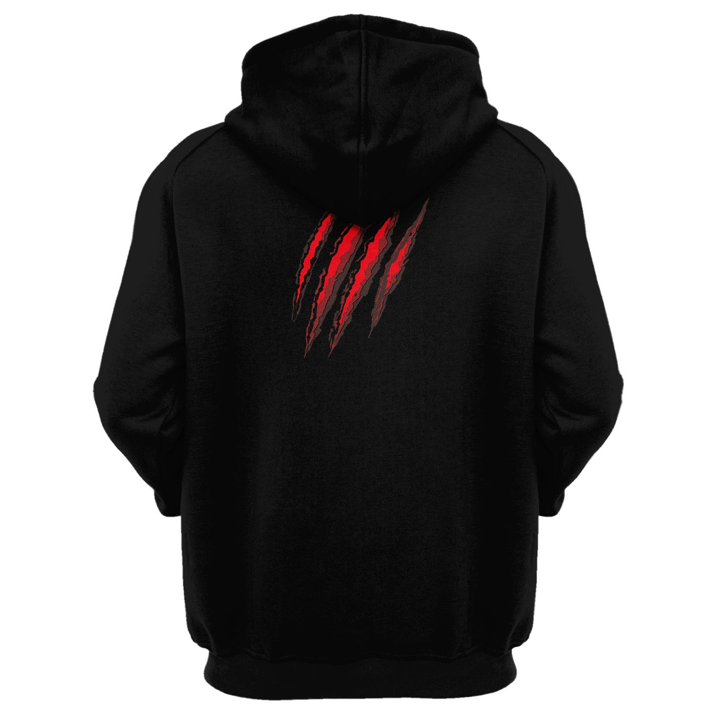 Lion Claws Hoodie