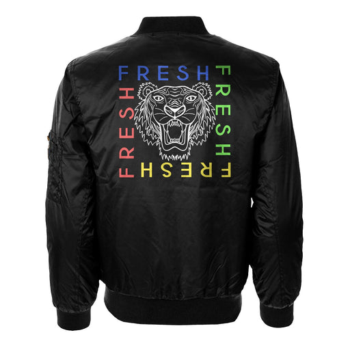Fresh X Tiger Bomber Jacket