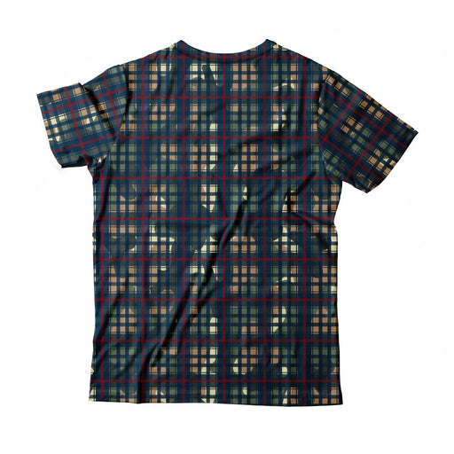 Multiplaid T-Shirt
