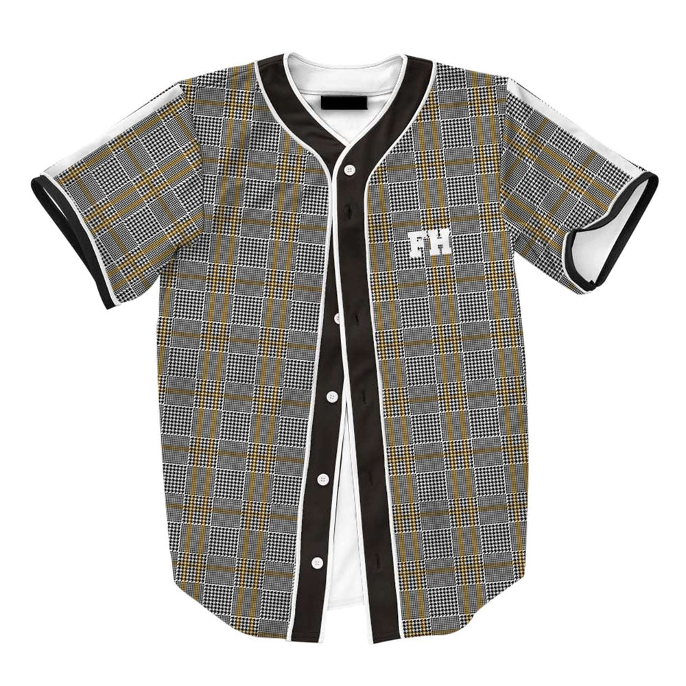 Plaid FH Jersey