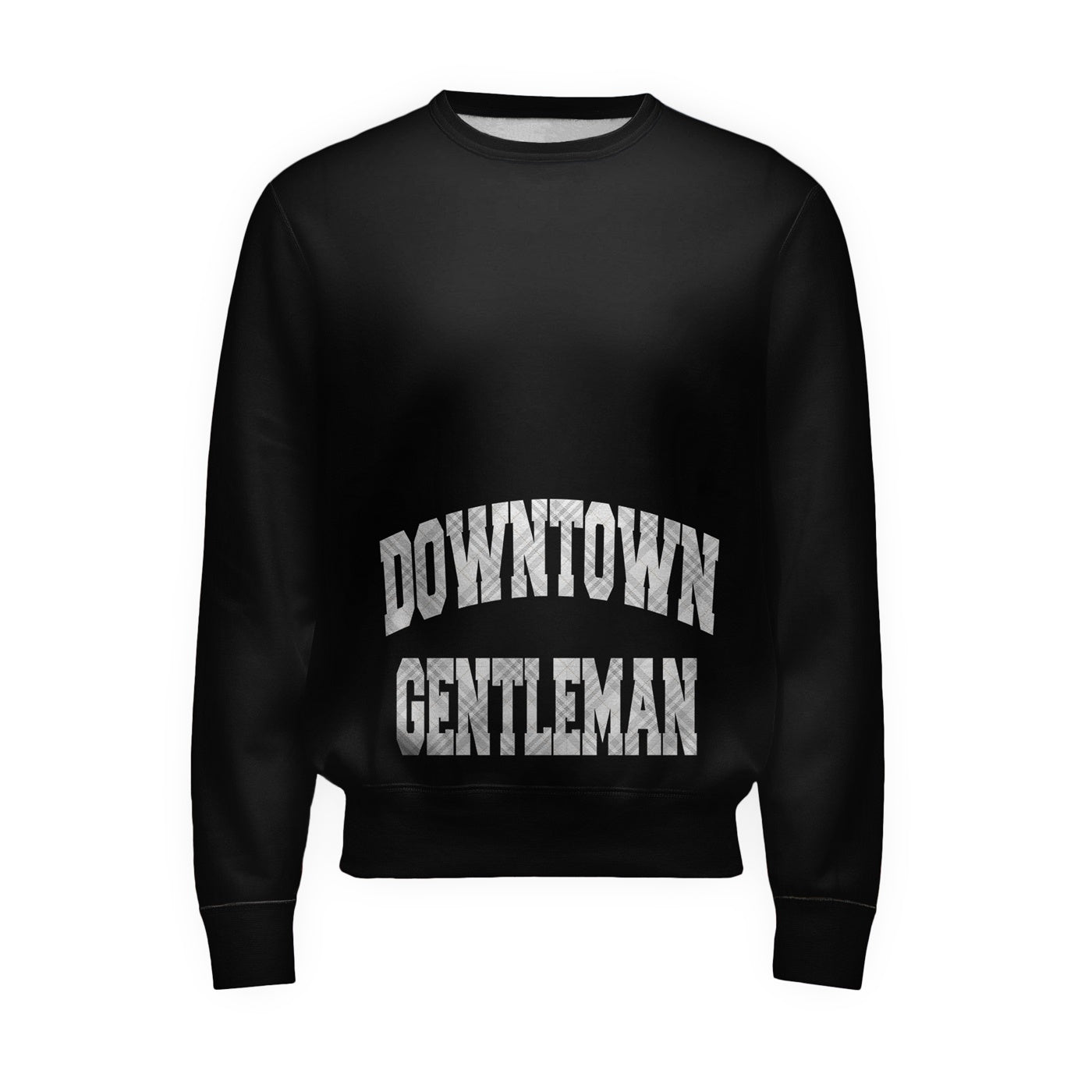 Downtown Gentleman Sweatshirt