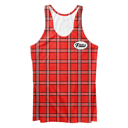 Fresh XPlaid V2 Tank Top