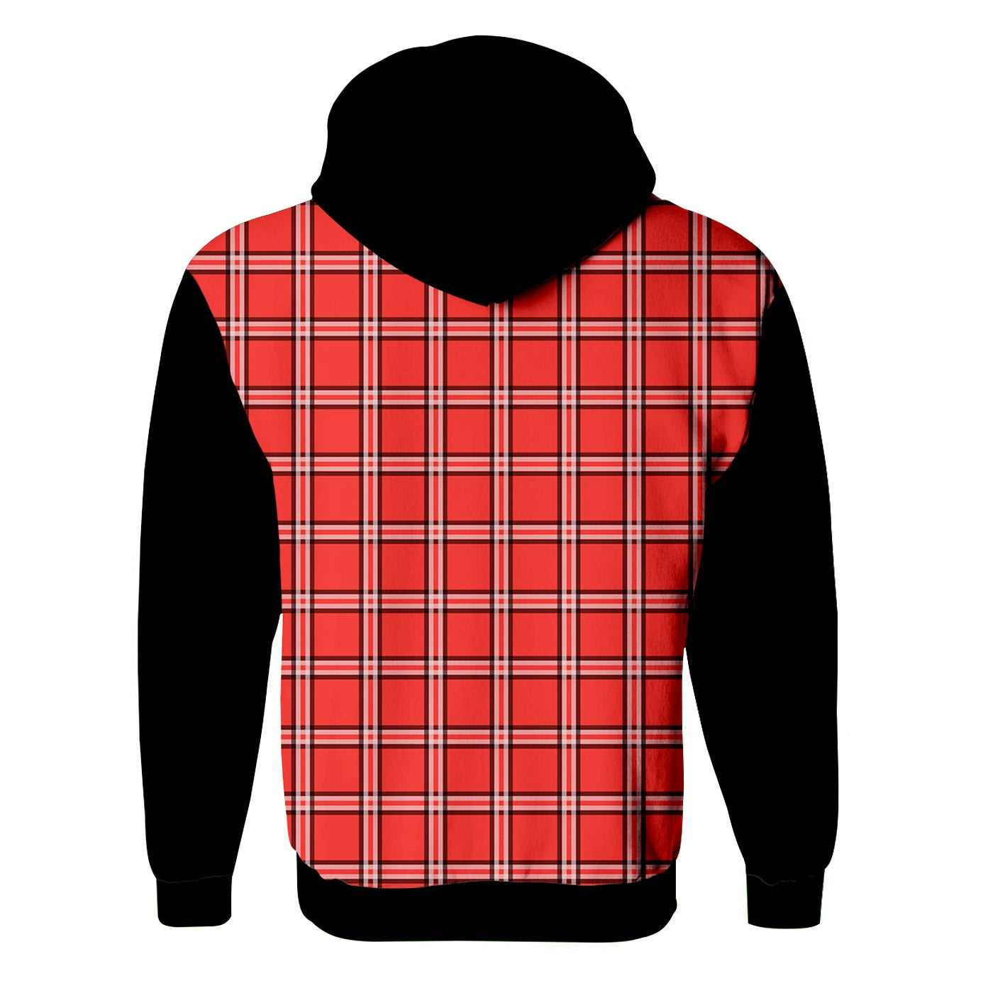 Fresh XPlaid V2 Zip Up Hoodie