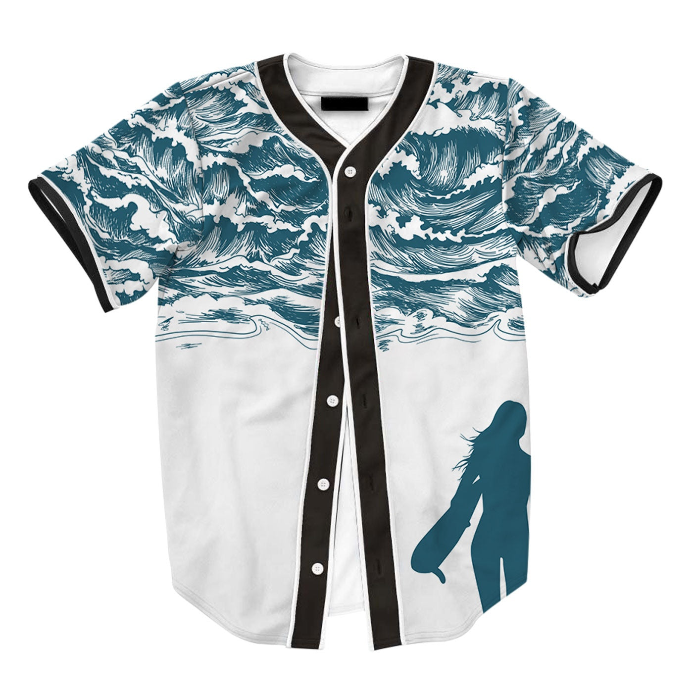Waves Jersey