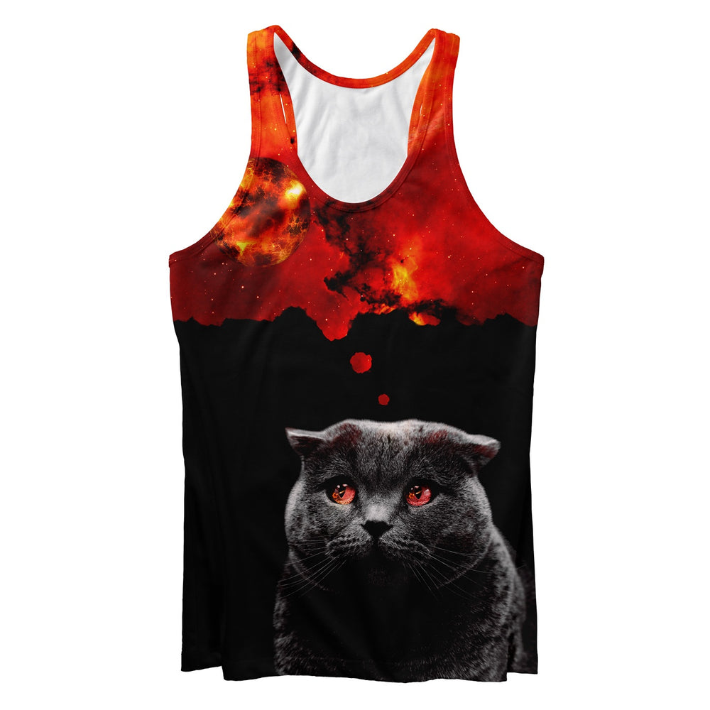 Kitty Cat Tank Top