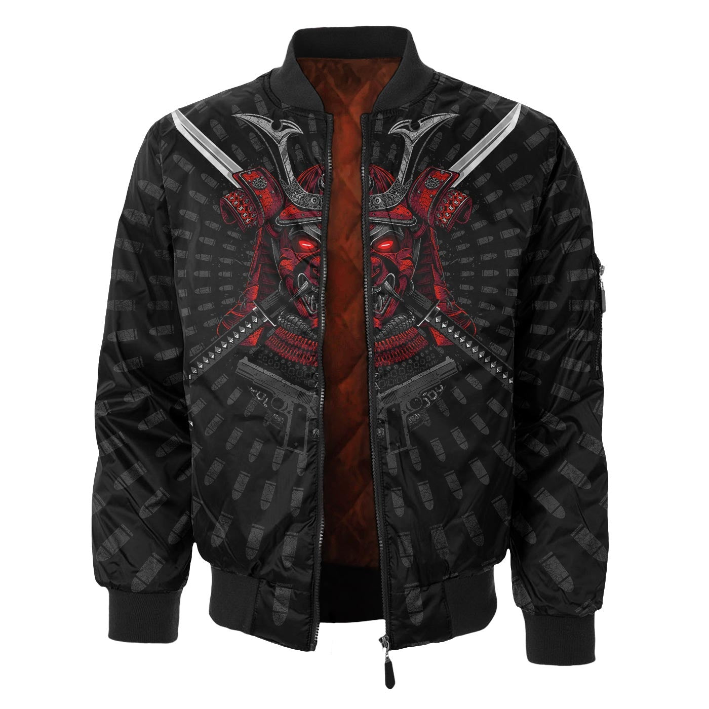 New Samurai Bomber Jacket