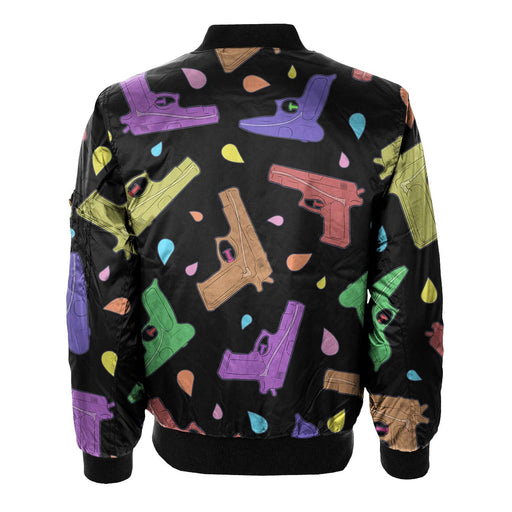 Splash Guns Bomber Jacket