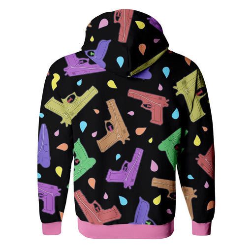Splash Guns Zip Up Hoodie