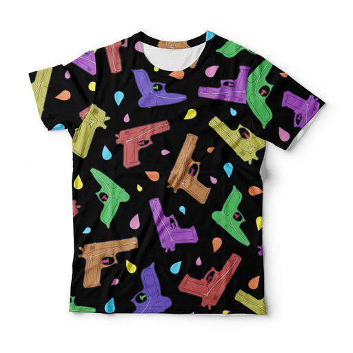 Splash Guns T-Shirt
