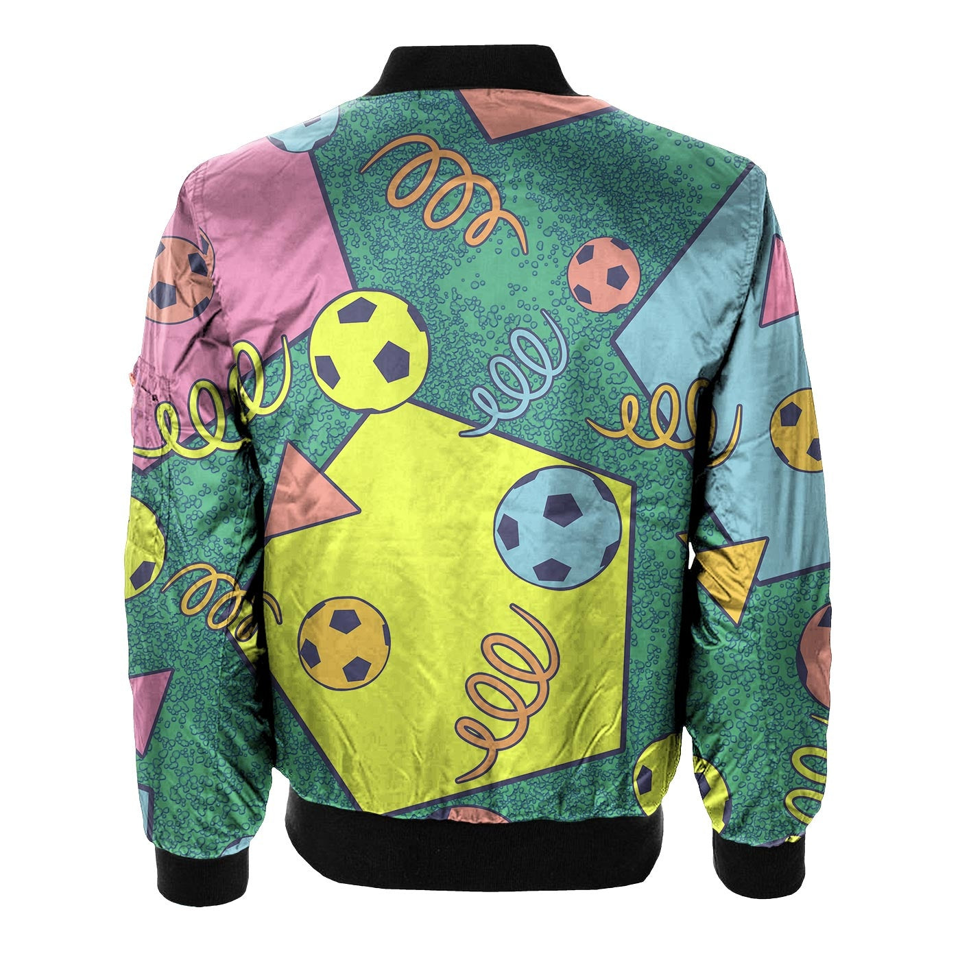 Football Bomber Jacket
