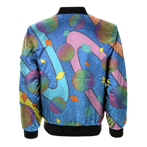 Koosh Ball Bomber Jacket