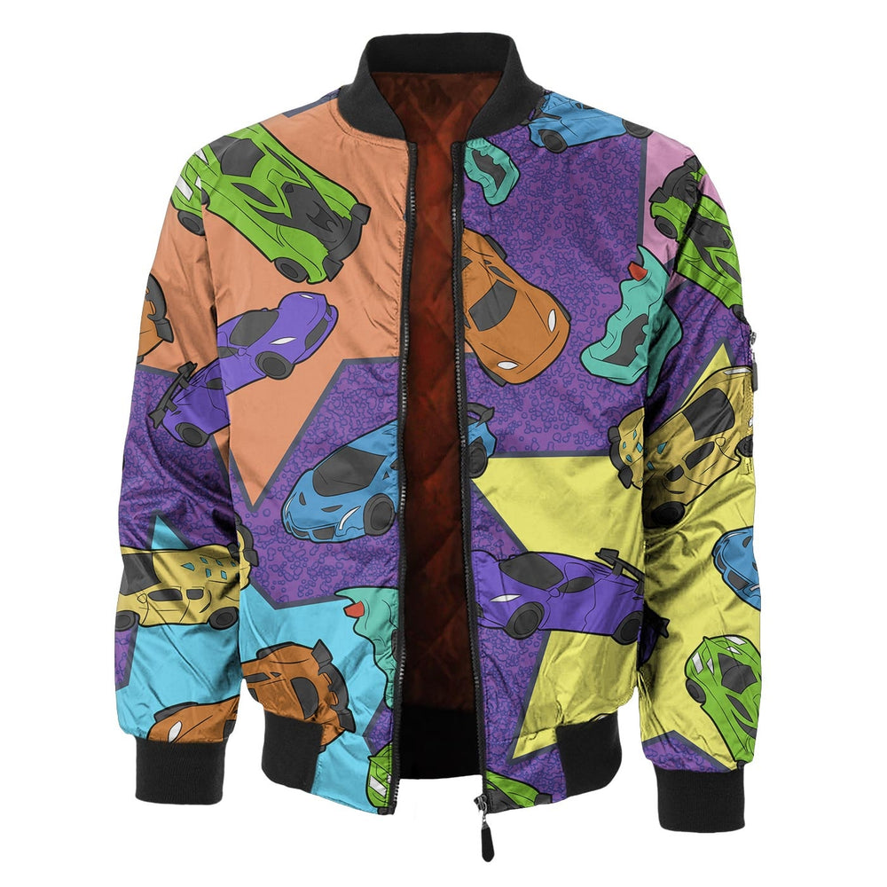 Cars Bomber Jacket