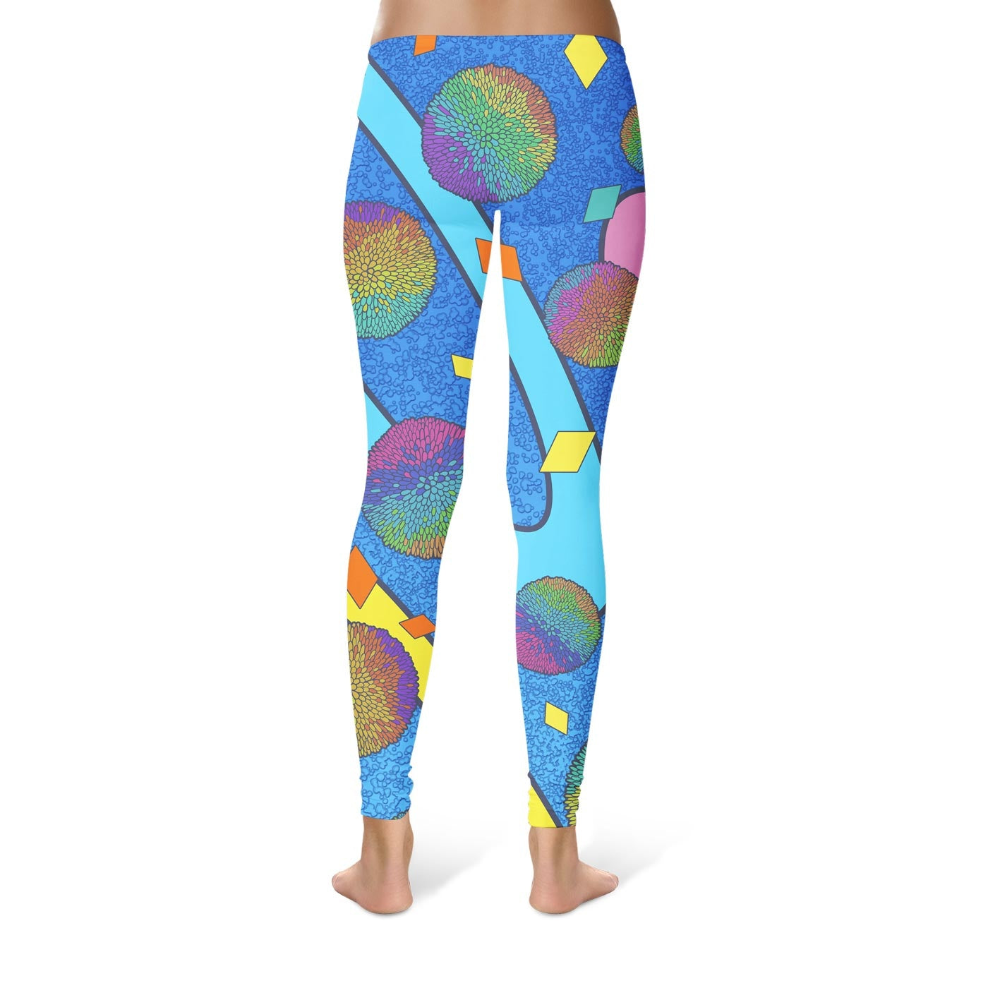 Koosh Ball Leggings