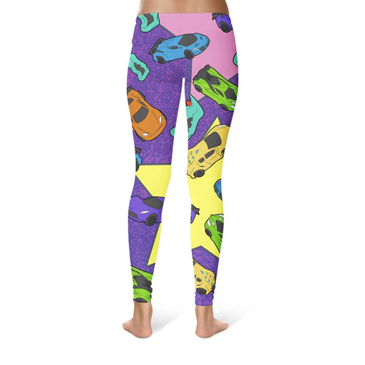 Cars Leggings