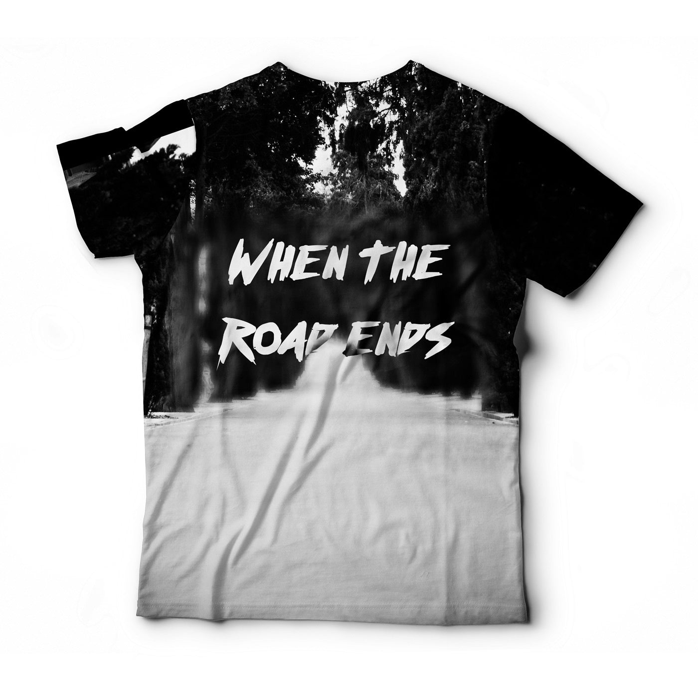 Road Ends T-Shirt