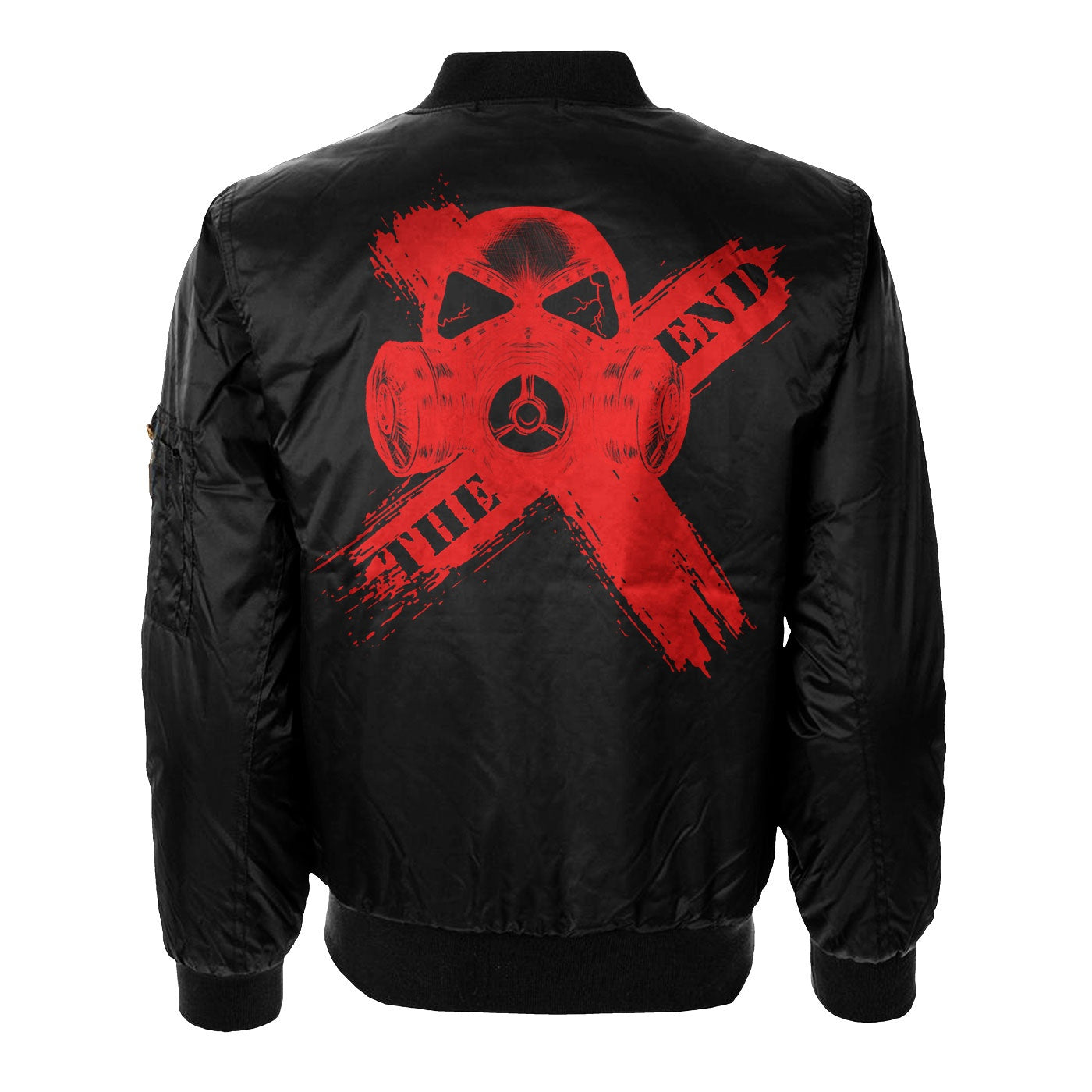 X Mask Bomber Jacket