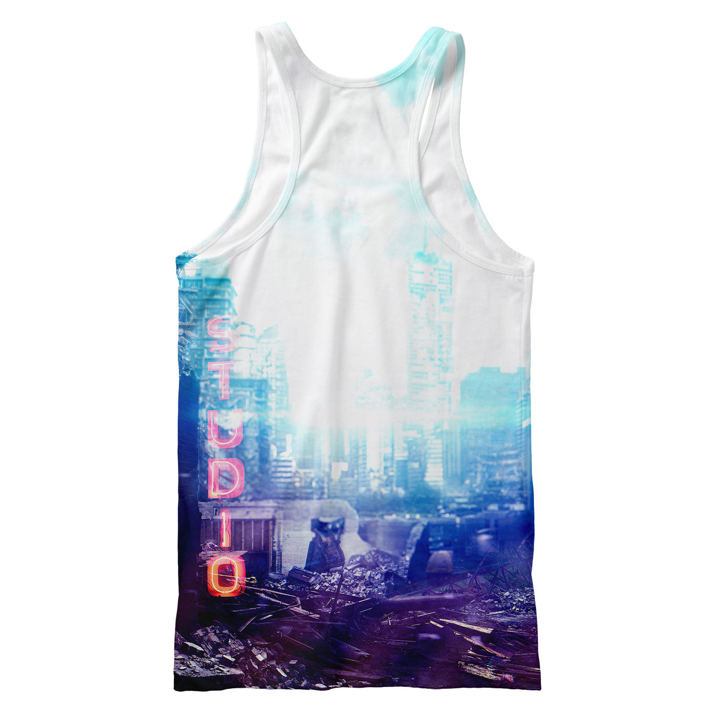 Lost Tank Top