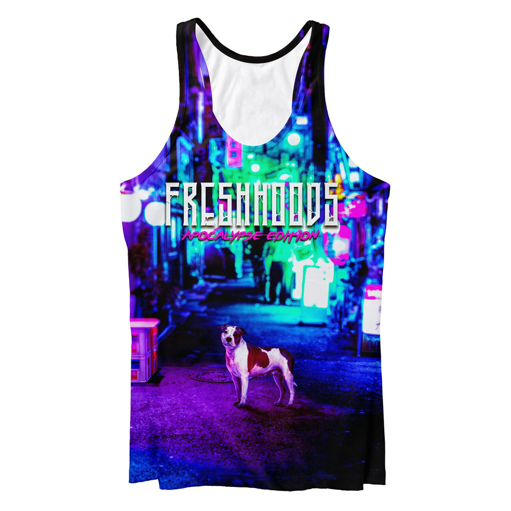 Lost Dog Tank Top