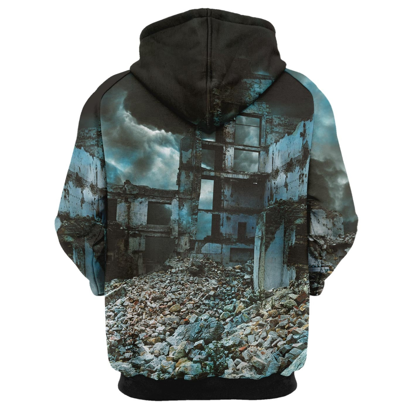 Apocalyptic Soldier Hoodie