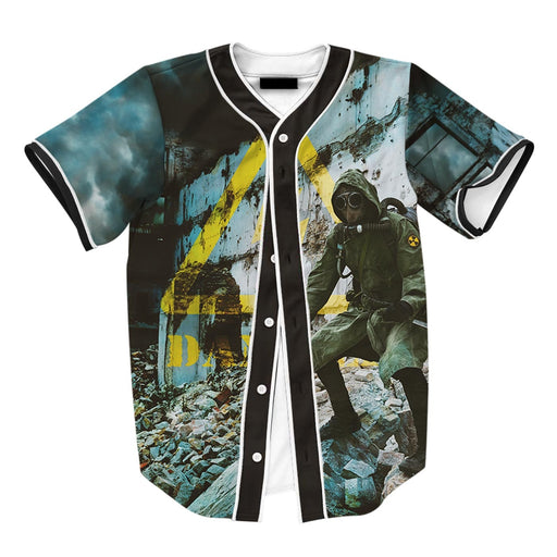Apocalyptic Soldier Jersey