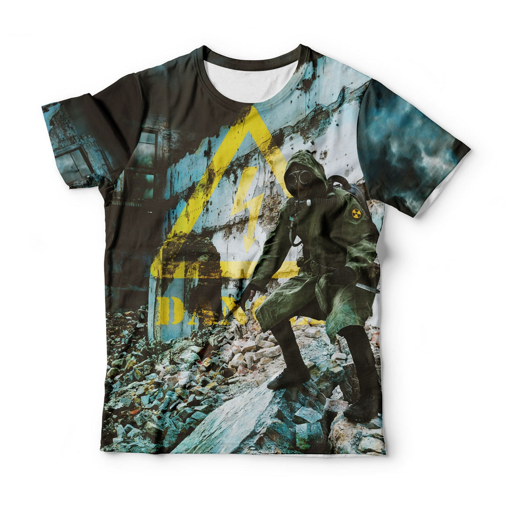 Apocalyptic Soldier T-Shirt