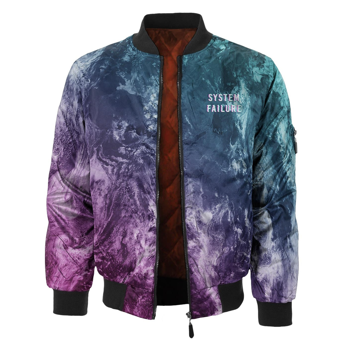 System Failure Bomber Jacket