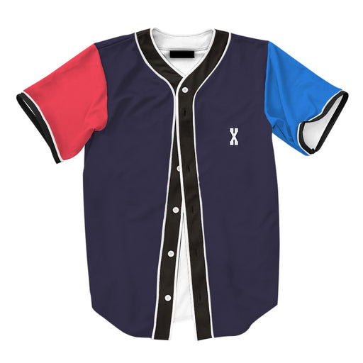 Colorful X Jersey