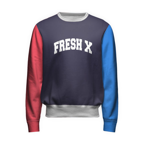 Colorful X Sweatshirt