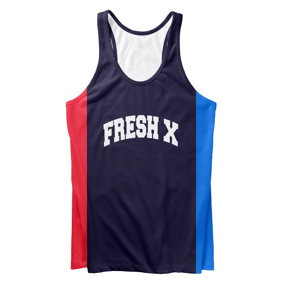 Colorful X Tank Top