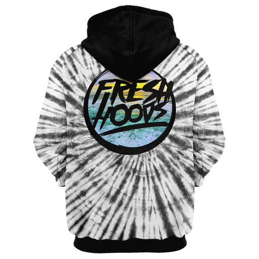 High By The Beach Hoodie