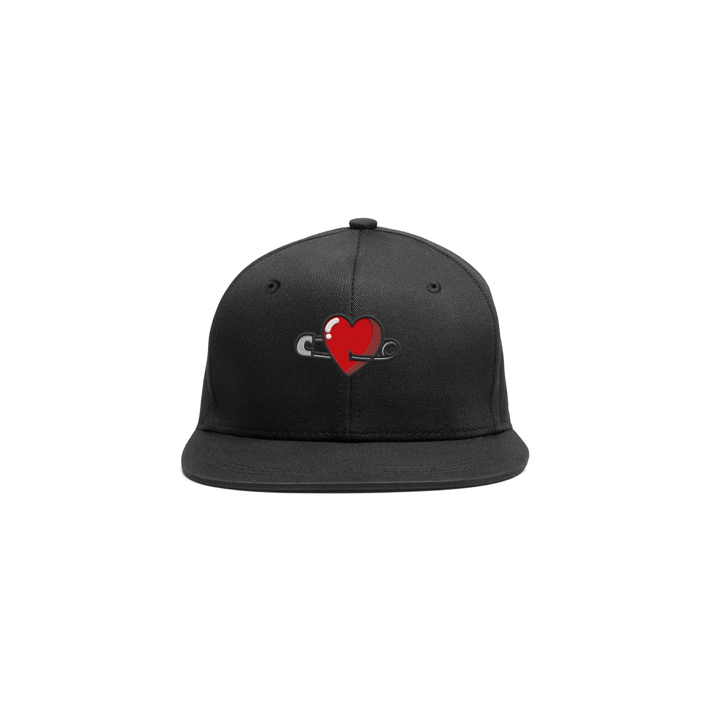 Embroidered My Heart Cap