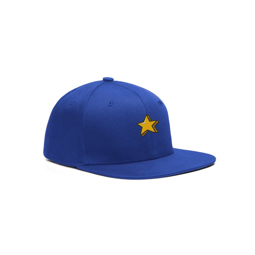 Embroidered Star Cap